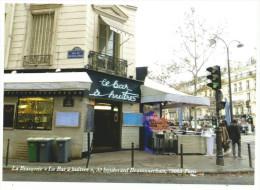 CPM   Brasserie Le Bar à Huitres Angle Bd Beaumarchais Et Rue Du Pas De La Mule  Tirage Limité, Photo Originale, Neuve - Cafés, Hotels, Restaurants