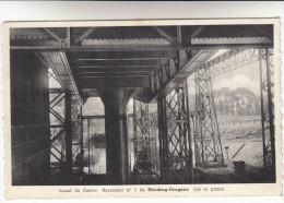Houdeng Goegnies, Canal Du Centre, Ascenseur N°1, Sas Et Piston (pk 13108) - La Louvière
