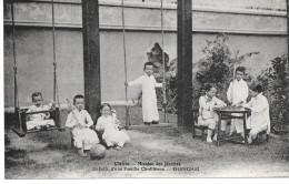 CHINE - Mission Des Jésuites - Enfants D'une Famille Chrétienne - SHANGHAI - Chine