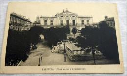 SPAGNA UFFICIO SPECIALE 1  PALENCIA PLAZA - Manovre