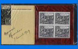 GB 2010-0006, The Postal Union Congress Facsimile Pack - Presentation Packs