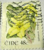 Ireland 2004 Primrose Flower 48c - Used - 1949-... Repubblica D'Irlanda