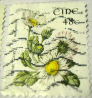 Ireland 2004 Daisy Flower 48c - Used - 1949-... Repubblica D'Irlanda