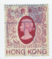 Hong Kong  403     (o)     1982  Issue - Hong Kong (...-1997)