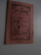 De Liefdadigheid  Februari 1968 (Bois Du Renard Ath) , Guy Denis  + 1 Plaatje - Tijdschriften