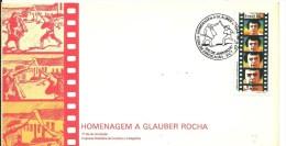 FDC BRASIL 1986 - Cinema