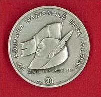 CDM - ANNIVERSARIO DI TRIESTE ITALIANA - AG 925 - ANNO 1984 - ADUNATA NAZIONALE ALPINI - CLUB DELLA MEDAGLIA - Italien