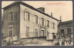 BOUXIERES - AUX - DAMES . La Mairie . - Frankreich