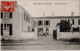 Sainte Hermine  La Gendarmerie - Sainte Hermine