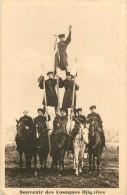 Réf : VP 1-14-199  : Souvenir Des Cosaques Djiguites  (chevaux, Cirque, Spectacle) - Circo