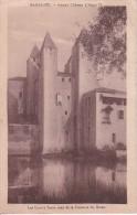 CPA Barbaste - Les Quatre Tours Vues De La Fontaine Du Batan - 1930 (0775) - Frankrijk