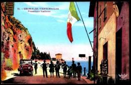 - GRIMALDI - VENTIMIGLIA -   Frontière Italienne, Douanes (4) - NON Circulé - Not Circulated. - Imperia