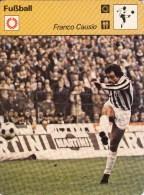 FUSSBALL-FOOTBALL-SOCCER- CALCIO, Trading Card / Sammelkarte, 1977-78, Ed. Rencontre S.A., Lausanne - Calcio