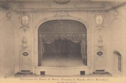 Brussel       Pensionnat Des Dames De Marie , Chaussée De Haecht 68-70    Salle Des Fêtes         Scan 6652 - Monumenti, Edifici
