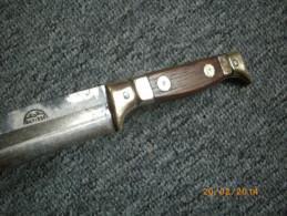 Dague, Poignard, Couteau De Poilu, WW1. - Armes Blanches