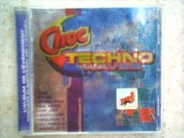 Choc  Techno Waves  °°°° Cd 22 Titres - Dance, Techno & House