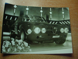 Annee 70 Expo Bruxelles Alfa Romeo Foto 12,5 X 9 - Automobili