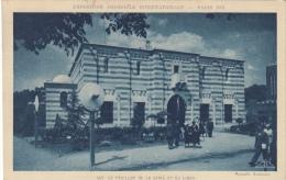 Parijs    Exposition Coloniale Internationale 1931      Pavillon De La Syrie Et Du Liban                   Scan 6666 - Expositions