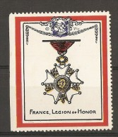VIGNETTE - MEDAL LEGION OF HONOR - Military Heritage