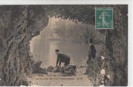 75 - PARIS BOIS DE VINCENNES / LA GROTTE DU LAC DAUMESNIL - Arrondissement: 12