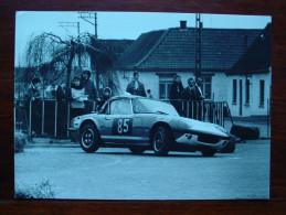Slalom De L´ouest 1972   Foto 12,5 X 17,5 - Automobili