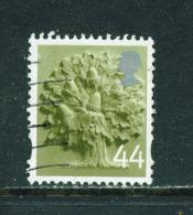 ENGLAND (GREAT  BRITAIN REGIONAL) - 2003+  Oak Tree  44p  Used As Scan - Regionale Postdiensten