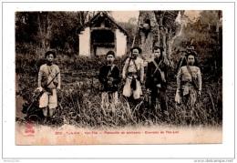 Indochine Indochina Vietnam Viet Nam Vintage Postcard : Yen The - Vietnam