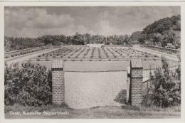 Texel   Russische Begraafplaats            Scan 6681 - Texel