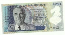 Mauritius - 50 Rupees - Mauritius