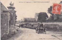 23019 Environs Langannerie -bretteville Le Rabet -bougy Ed, C Jeanne -vieille Voiture Automobile 31-Y6