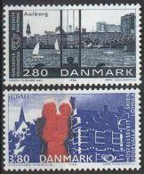 DÄNEMARK 1986 MI-NR. 868/69 ** MNH (126) - Neufs