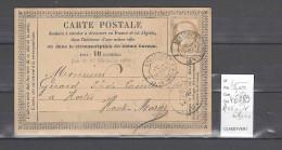 CPA   Ambulant  Avricourt à Paris - Postmark Collection (Covers)