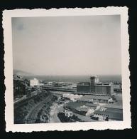 Photo Originale (Juillet 1951) : ORAN (Algérie), Le Port Et Le Silo à Grains, TBE - Places