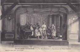 23026 Ouvroir Interne Saint Denis -bal Enfants Saynete Petites Internes -henault Photo Ed StD - Theatre Piano Femme Mere - Saint Denis