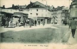 55 BAR-le-DUC  Place Reggis - Bar Le Duc