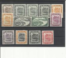 BRUNEI  13 SELLOS  MH - Brunei (1984-...)