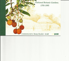 EIRE CARNET BOTANIC GARDENS - Libretti