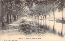 39 - Dole - Le Canal Du Rhône Au Rhin - Dole
