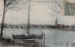 33 - Libourne - Les Bords De La Dordogne - Libourne