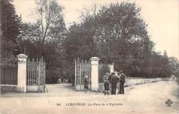 33 - Libourne - Le Parc De L'Epinette - Libourne