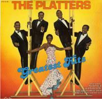 * LP *  THE PLATTERS - GREATEST HITS - Soul - R&B
