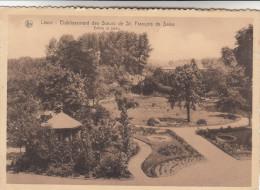 Leuze, Etablissement Des Soeurs De ST François De Sales, Entrée Du Jardin (pk13152) - Leuze-en-Hainaut