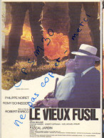 Copie D´affiche Cinéma - NE307 - LE VIEUX FUSIL - édition Nugeron N°NE307 - Plakate Auf Karten