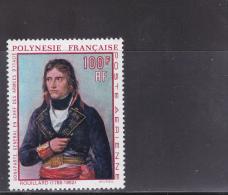 POLYNESIE - POSTE AERIENNE YVERT N° 31 ** - COTE = 100 EUR. - NAPOLEON - Airmail