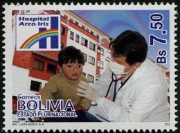 Bolivia (2013) - Set -  / Doctor - Medecin - Hospital - Health - Santé - Child - Enfant - Beroepen