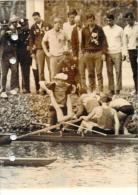 J.O. Mexico 1968 - Le Rameur Soviétique Grigas (C.C.C.P.) Sortit Inerte De Son Bateau, Photo AFP - Jeux Olympiques