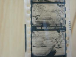 6 Films Fixes 35 mm - Walt Disney - Blanche Neige - Elmer L'El�phant - Mickey chez les G�ants