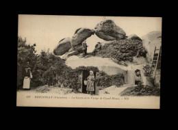 29 - BRIGNOGAN - Grotte De La Vierge De Castel Houet - Brignogan-Plage