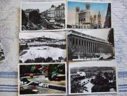 LYON  / TRES JOLI LOT DE 48 CARTES PHOTOS PETIT FORMAT / TOUTES LES PHOTOS - Cartes Postales