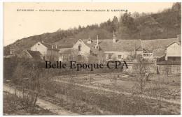 28 - ÉPERNON - Faubourg Des Marmousets - Manufacture E. DEFORGE +++++++ 1911 ++++ RARE / PAS Sur Delcampe - Epernon